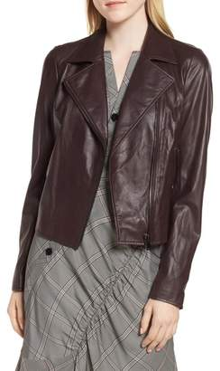 Moto Lewit Leather Jacket