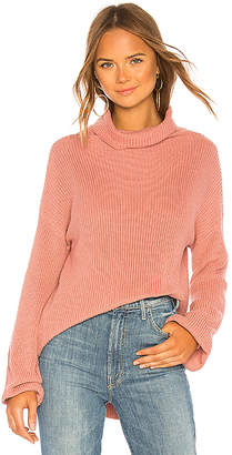 525 America Balloon Sleeve Turtleneck