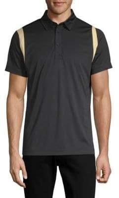 J. Lindeberg Short-Sleeve Polo