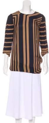 Stella McCartney Silk Striped Tunic