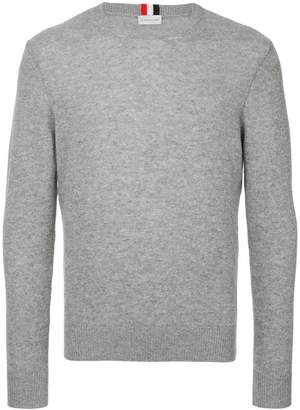 Moncler long-sleeve fitted sweater