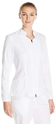 Sapphire Scrubs Women's Melrose Notched Jacket, L