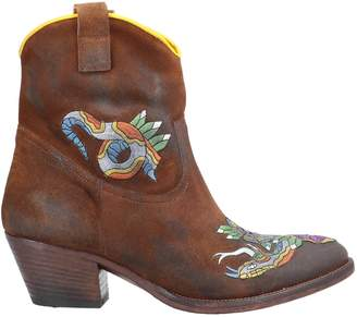 Elena Iachi Ankle boots - Item 11654524DO