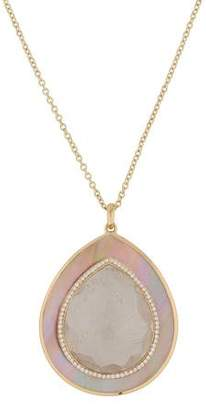 Ippolita 18K Ondine Teardrop Necklace