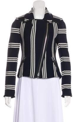 Veronica Beard Lightweight Zip-Up Jacket