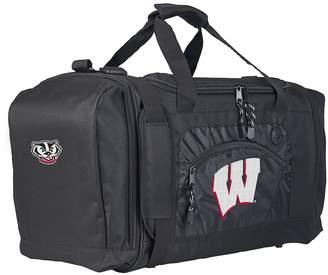 NCAA Northwest Wisconsin Badgers Roadblock Duffel Bag