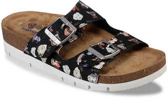Skechers Bobs Dapper Dogs Wedge Sandal - Women's