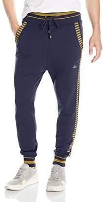 Vivienne Westwood Men's Basic Felpasport Line Pant