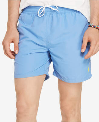 Polo Ralph Lauren Men's Hawaiian Swim Boxer $59.50 thestylecure.com