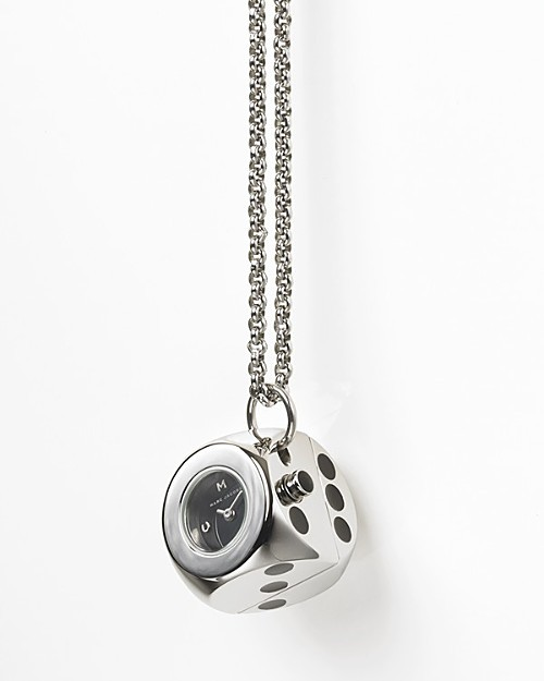Marc By Marc Jacobs Dice Watch Pendant