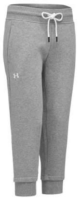 Under Armour Womens Fleece Crop Pants