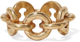 Laura Lombardi Fede Gold-tone Ring