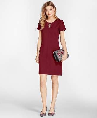 Ponte Shift Dress $78 thestylecure.com
