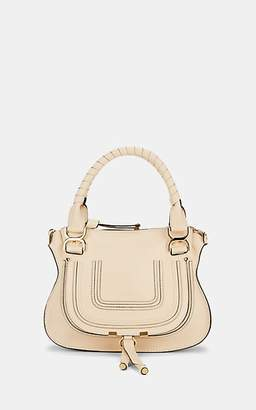 Chloé Women's Marcie Small Leather Satchel - Cream