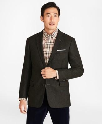 Brooks Brothers Regent Fit Herringbone Sport Coat