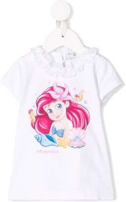 MonnaLisa The Little Mermaid print top