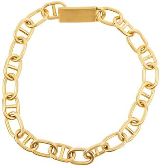 Acne Studios Gold Gold plated Necklace