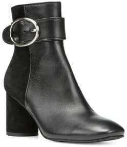 Donald J Pliner Square Toe Boots