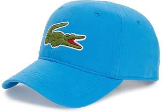Lacoste  Big Croc  Logo Embroidered Cap e64a02f2693b