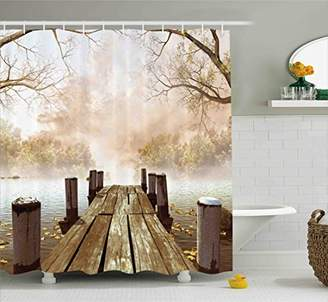 Ambesonne Shower Curtain Collection by