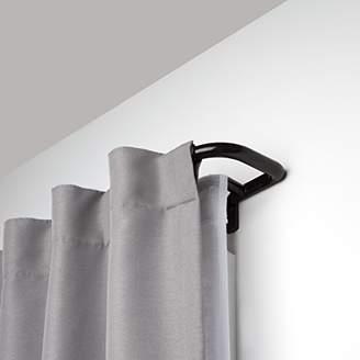 "Umbra 1005799-797-REM Twilight Double Rod 28-48"" Twilight Room-Darkening Double Curtain Rod for Window"