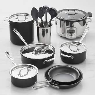 All-Clad Nonstick Ultimate Cookware Set