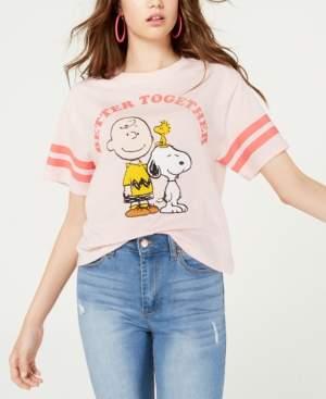Mighty Fine Juniors' Peanuts T-Shirt