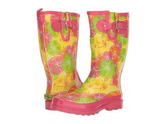 Western Chief Crazy Citrus Rain Boot Women's Rain Boots