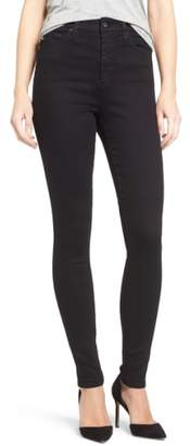 AG Jeans Mila High Rise Skinny Jeans