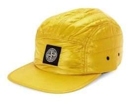 Stone Island Men's Puffer Hat - Mustard