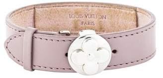 Louis Vuitton Leather Bracelet Shopstyle
