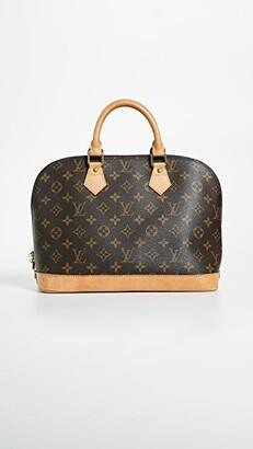 Louis Vuitton What Goes Around Comes Around Monogram Alma Bag