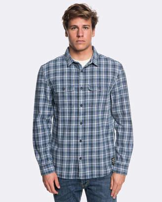 Quiksilver Mens Fuji Tang Long Sleeve Shirt