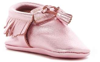 First Steps Classic Tassel Moccasin (Baby)