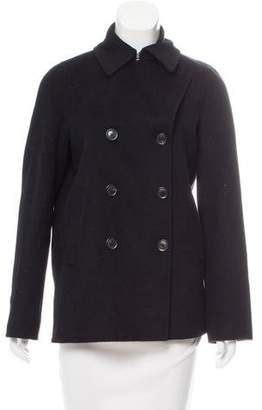 Vince Wool Double-Breasted Jacket w/ Tags