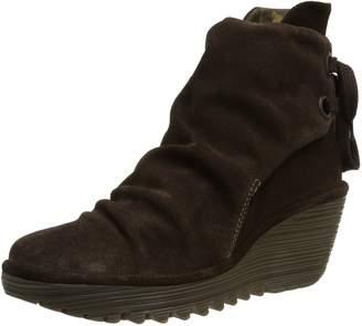 Fly London Yama Expresso Womens Boots Size EU