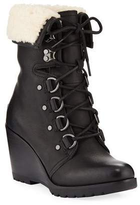 Sorel After Hours Lace-Up Waterproof Boots