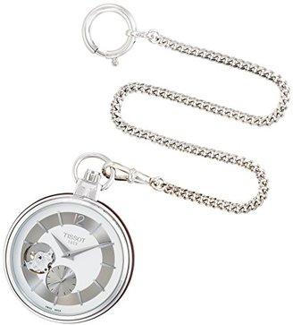 Tissot (ティソ) - [ティソ]TISSOT 懐中時計 Pocket 1920 Mechanical(ポケット 1920 メカニカル) オープンフェイス T8544051903700 【正規輸入品】