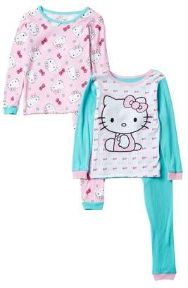 Hello Kitty AME Cotton PJs - Set of 2 (Toddler Girls)