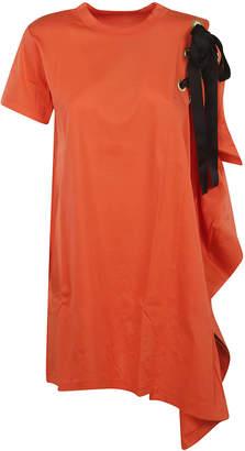 Sacai Lace Detail Dress