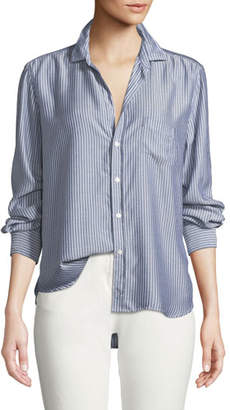 Frank And Eileen Eileen Long-Sleeve Blouse