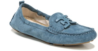 Sam Edelman Farrell Suede Driving Moccasin Loafers