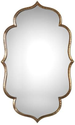 Lulu & Georgia Elliana Mirror, Antique Gold