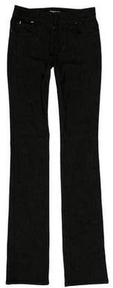 Tom Ford Embellished Mid-Rise Jeans