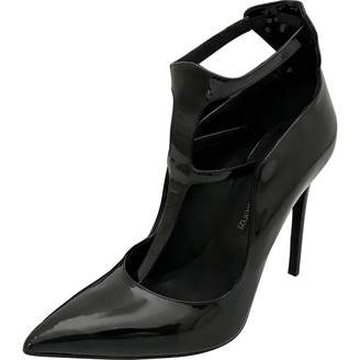 Gianmarco Lorenzi Patent leather heels