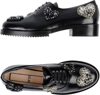 N°21 Ndegree21 Lace-up shoes