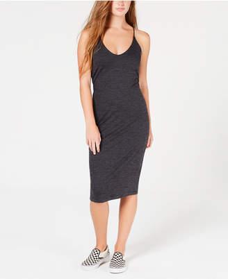 Hurley Juniors' Reversible Printed Midi Dress