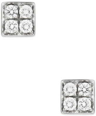 Bulgari Heritage  18K 0.40 Ct. Tw. Diamond Studs