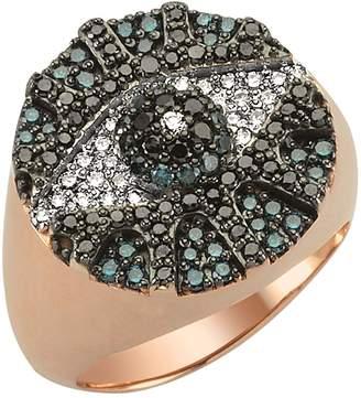 Bee Goddess Eyelight Diamond Ring