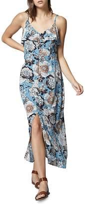 Sanctuary Isabella Floral Button-Down Maxi Dress